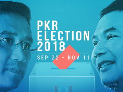 PKR Election 2018